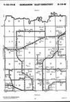 Map Image 004, Cass County 1991