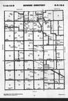 Map Image 020, Douglas County 1989 Published by Farm and Home Publishers, LTD