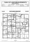 Pilot Grove T6N-R6W, Hancock County 1991 Published by Farm and Home Publishers, LTD