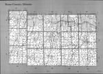 Index Map, Kane County 1991