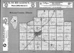 Index Map, McLean County 1991