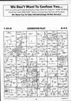 Lexington T25N-R4E, McLean County 1992 Published by Farm and Home Publishers, LTD