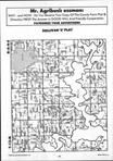 Map Image 008, Moultrie County 1991 Published by Farm and Home Publishers, LTD