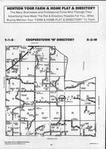 Brown County Map Image 015, Schuyler and Brown Counties 1992