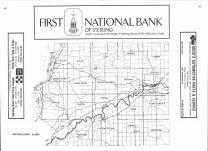 Index Map, Whiteside County 1984