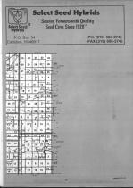 Carroll County Index Map 002, Carroll and White Counties 1991