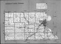 Index Map, Atchison County 1990