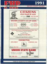 Title Page, Brown County 1991