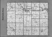 Index Map, Cloud County 1990