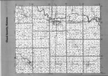 Index Map, Cloud County 1991