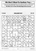 Holland T16S-R1E, Dickinson County 1991
