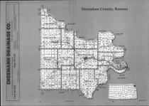 Index Map, Doniphan County 1990