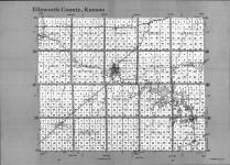 Index Map, Ellsworth County 1991