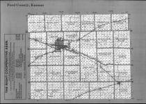 Index Map, Ford County 1990