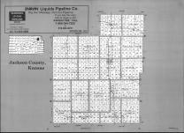 Index Map, Jackson County 1990