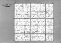 Index Map, Jewell County 1990