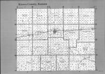 Index Map, Kiowa County 1990