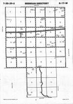 Map Image 002, Kiowa County 1990