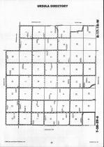 Map Image 018, Kiowa County 1990