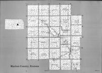 Index Map, Marion County 1991