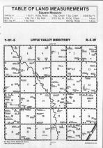 Little Valley T21S-R5W, McPherson County 1991
