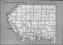 Index Map, Pottawatomie County 1990