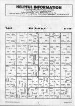 Elk Creek T4S-R1W, Republic County 1990 Published by Farm and Home Publishers, LTD