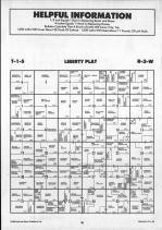 Liberty T1S-R3W, Republic County 1990 Published by Farm and Home Publishers, LTD