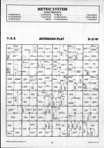 Jefferson T3S-R2W, Republic County 1990 Published by Farm and Home Publishers, LTD