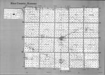 Index Map, Rice County 1991