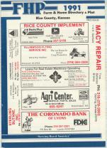 Title Page, Rice County 1991