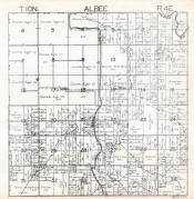 Albee Township, Saginaw County 1920c