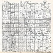 Blumfield Township, Reese, Saginaw County 1920c