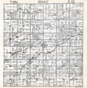 Brant Township, Saginaw County 1920c