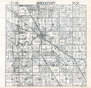 Bridgeport Township, Saginaw County 1920c