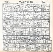 Frankenmuth Township, Gera, Saginaw County 1920c