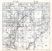 Swan Creek and James Townships, Garfield, Saginaw County 1920c