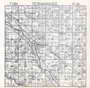 Tittabawassee Township, Freeland, Saginaw County 1920c