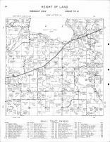 Height of Land Township 2, Mud Lake, Otter Tail River, Becker County 1964