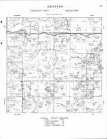 Savannah Township, Itasca, Boot Lake, Itasca State Park, Twin Island Lake, Becker County 1964