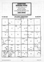 Map Image 009, Becker County 1987