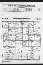 Spruce Grove T138N-R37W, Becker County 1989 Published by Farm and Home Publishers, LTD