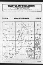 Grand Park T140N-R39W, Becker County 1989 Published by Farm and Home Publishers, LTD