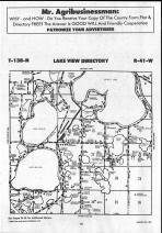 Lake View T138N-R41W, Becker County 1990