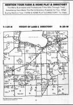 Height of Land T139N-R39W, Becker County 1990