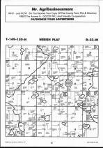 Map Image 074, Beltrami County 1990