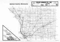 Index Map, Benton County 1987