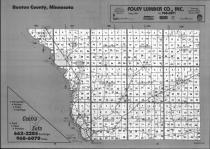 Index Map, Benton County 1990