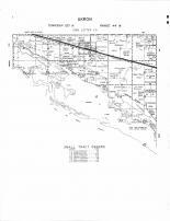 Akron Township 1, Lac Qui Parle County, Marsh Lake, Correll, Big Stone County 1960