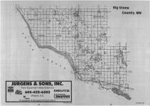 Index Map, Big Stone County 1988